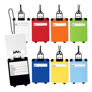 Adelaide Luggage Tag