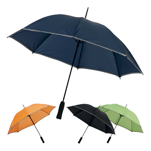 "High Viz 23"" Storm Umbrella"
