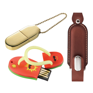Range USB Flash Drives