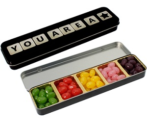 Jelly Bean Factory- Slim Tin