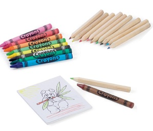 Colouring set
