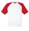 Jersey raglan sleeve t-shirt