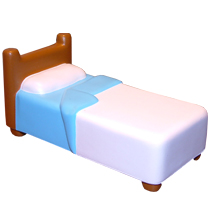 BED SINGLE