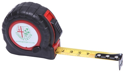 TT3 Tape measure (3m) RED