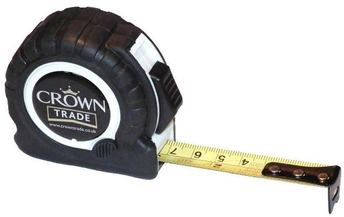 TT3 Tape measure (3m) WHITE